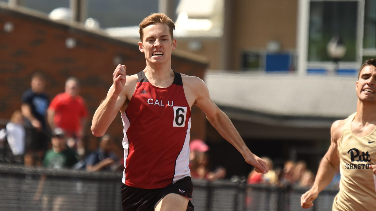 Men's Track & Field - California University of Pennsylvania